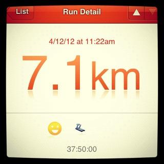 HMT: Day  18s 4.4 Miles