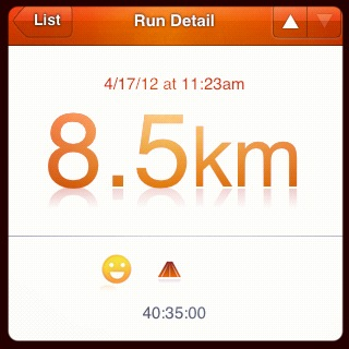 HMT Day 23s 5 miler