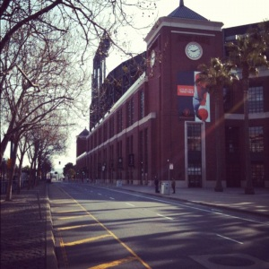 AT&T Park: Home of the San Francisco Giants