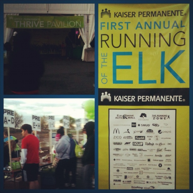 Kaiser Permanentes First Annual Running of the Elk
