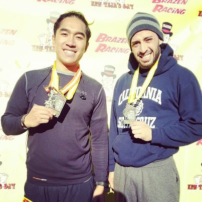 New Year's Day 10K