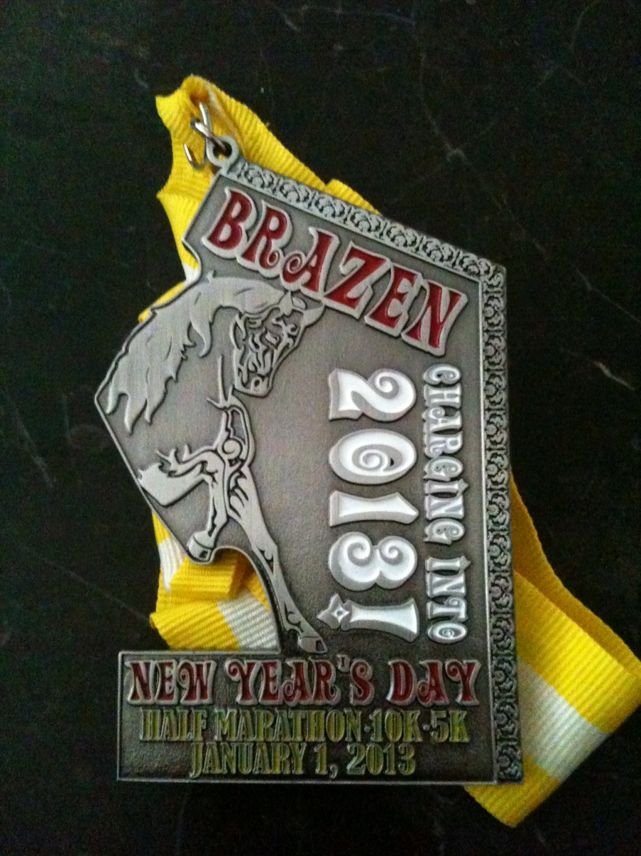 New Year's Day Medal